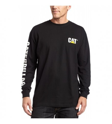 Caterpillar Trademark Banner Sleeve 2X Large