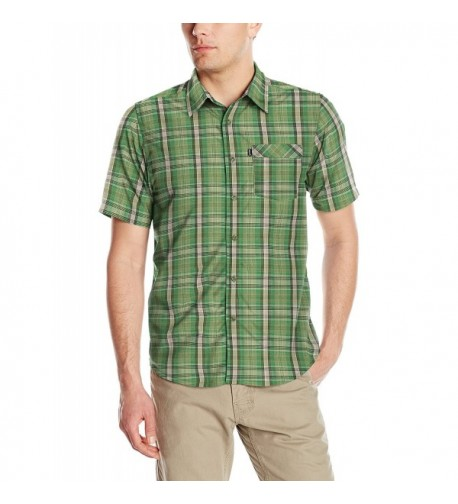 KAVU Trustus Shirt Evergreen X Large
