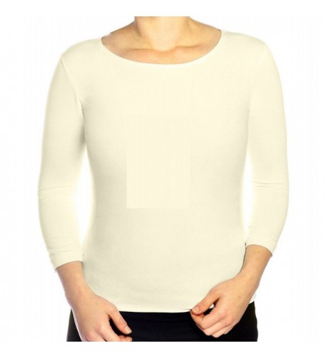 Womens Sleeve Fitted Layering Extra