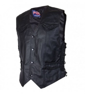 Brand Original Men's Outerwear Vests