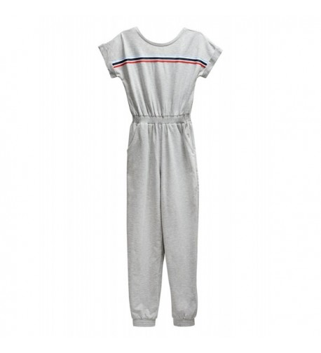 maddie Retro Jumpsuit Junior Small