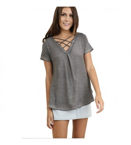 Umgee Bohemian Mineral Strappy Neckline