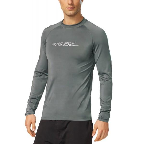 Baleaf Mens Sleeve Shirt Rashguard
