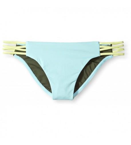 Space LSpace Womens Bikini Seaglass