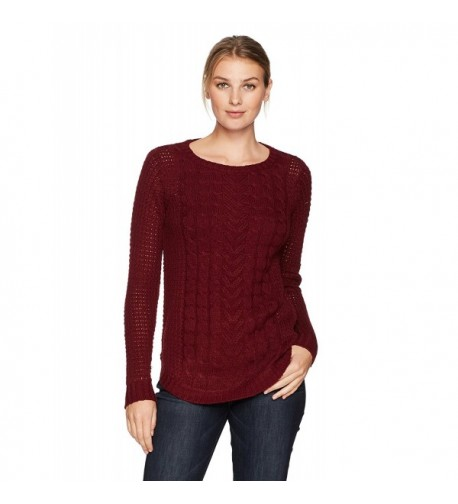 Jason Maxwell Womens Petite Pullover