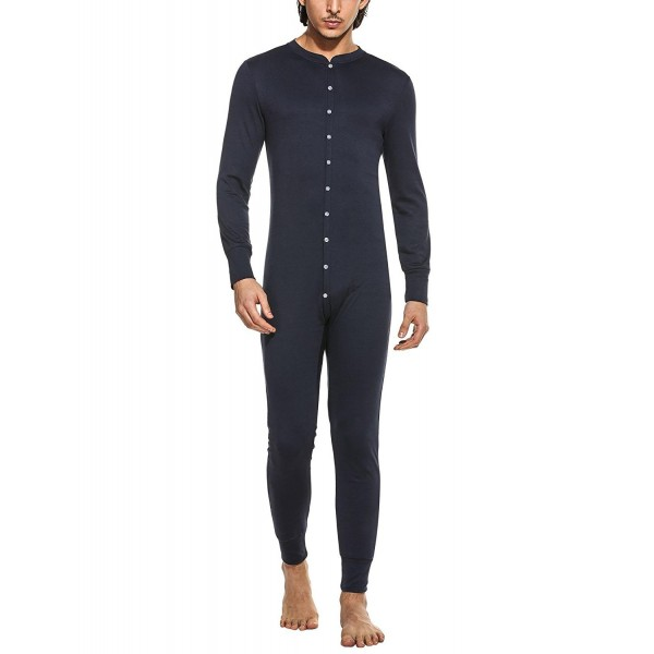 MAXMODA Mens Union Thermal Underwear