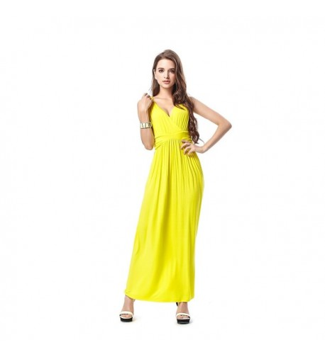 Charm Your Prince Maxi Yellow