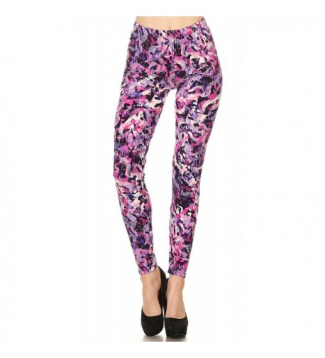 Luxurious Quality Printed Leggings Variety Designs