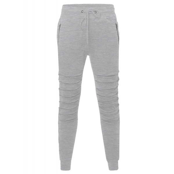 Youstar Distressed Jogger Pants Drawstring
