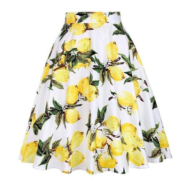 SISHION Fashion Floral Ladies Vintage