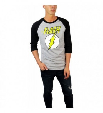 Comics Graphic Sleeve Raglan Heather