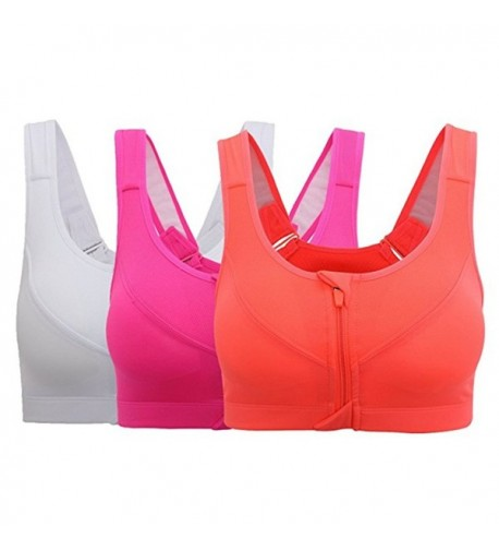 Spring Support Wirefree Closure Racerback