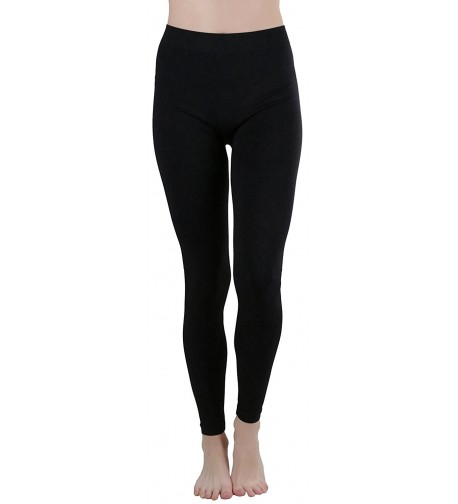 ToBeInStyle Womens Heavyweight Exercise Leggings