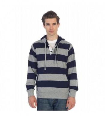 Gioberti French Pullover Striped Sweater