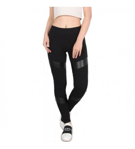 Kartex Women Leggings Pants Striped