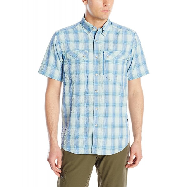 ExOfficio Lodestone Plaid Sleeve Riviera