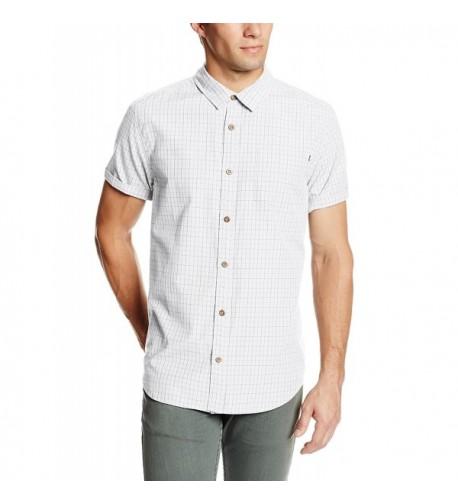 Rusty Threaded Short Sleeve Shirt
