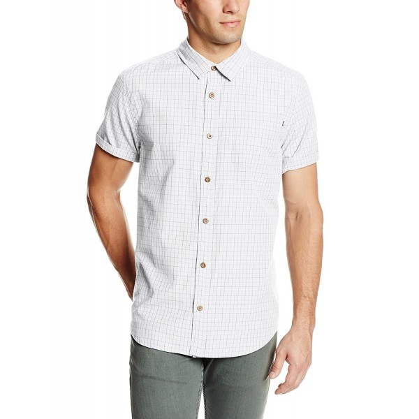 Rusty Threaded Short Sleeve Shirt