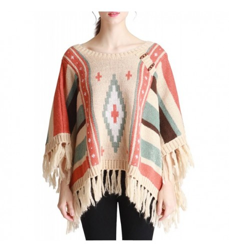 Mantos Eternity Striped Pullover Sweater