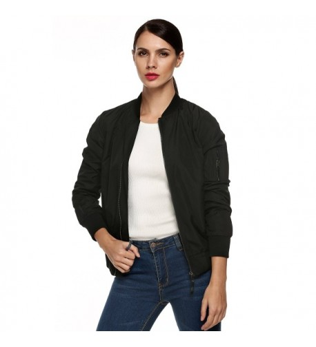 Womens Fashion Classic Quilted Jacket