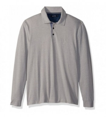 Nautica Sleeve Solid Heather Medium