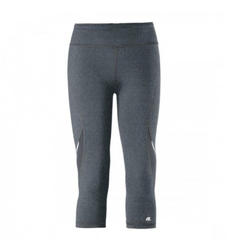 Womens R Gear Compression Heather Charcoal