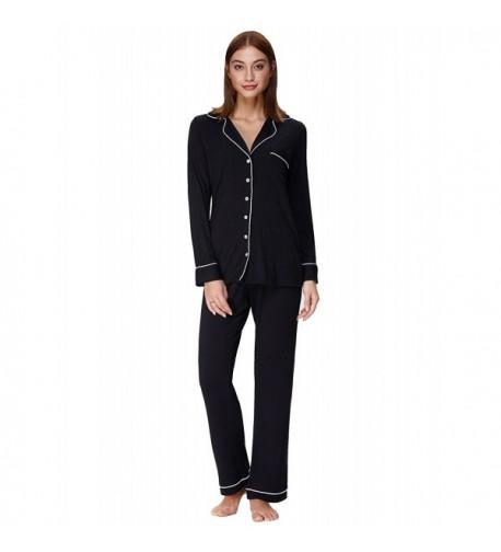 Zexxxy Pajama Collar Sleeved Loungewear
